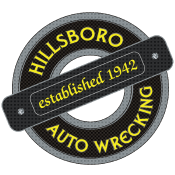 Search Hillsboro Auto Wrecking For Specific New and Used Auto Parts